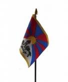 Tibet vlaggetje polyester