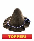 Tiroler oktoberfest hoed