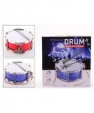 Trommel met drum stokjes voor kinderen