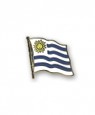 Uruguayaanse vlag broche