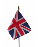 Verenigd koninkrijk vlaggetje polyester