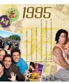 Verjaardag cd kaart met jaartal 1995