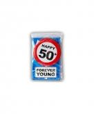 Verjaardagskaart 50 jaar 10052665