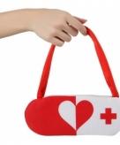 Verpleegsters handtasje
