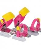 Verstelbare glij ijzers voor kinderen 10078885