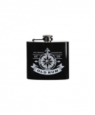 Vintage heupflacon rum 150 ml