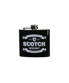 Vintage heupflacon scotch whiskey 150 ml