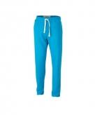 Vintage joggingbroek turquoise voor heren