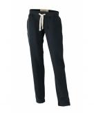 Vintage joggingbroek zwart voor dames