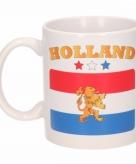 Vlag nederland beker 300 ml