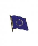 Vlag speldjes europa