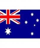 Vlag van australie mini formaat 60 x 90 cm