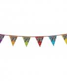 Vlaggenlijn 75 jaar feestje