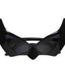 Vleemuis bril zwart