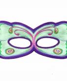 Vlinder oogmasker maanvlinder