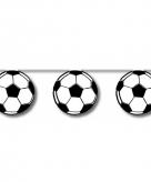 Voetbal slingers 5 meter