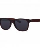 Voordelige bruine zonnebrillen voor kinderen