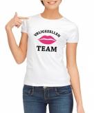 Vrijgezellenfeest-shirt voor dames