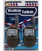 Walky talkie speelgoed setje bereik 40 meter 10130336