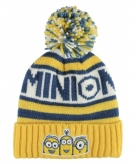 Warme wintermuts minions voor kids