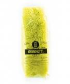 Water oplosbare confetti geel 10071262