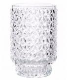 Waxinelichthouder helder glas vienna 13 cm