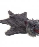 Weerwolf tapijt grijs