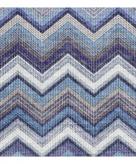 Wegwerp servetten zigzag blauw 3 laags 20 stuks