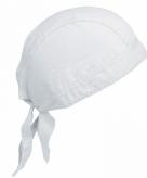 Witte dames hoofddoek