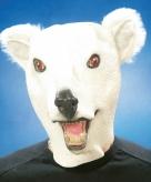 Witte ijsberen maskers