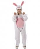 Witte konijn haas verkleedkleding voor kinderen