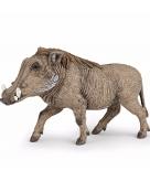 Wrattenzwijn speeldiertje 10 cm