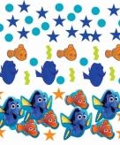 Zakje finding dory confetti