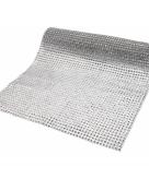 Zilveren tafelloper diamant 200 cm