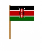 Zwaaivlaggetje van kenia