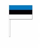 Zwaaivlaggetjes estland