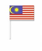Zwaaivlaggetjes maleisie
