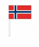 Zwaaivlaggetjes noorwegen