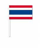 Zwaaivlaggetjes thailand