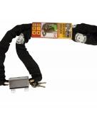 Zware beveiliging kettingslot 120 cm