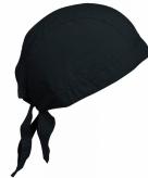Zwarte dames hoofddoek