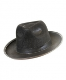 Zwarte maffia hoed
